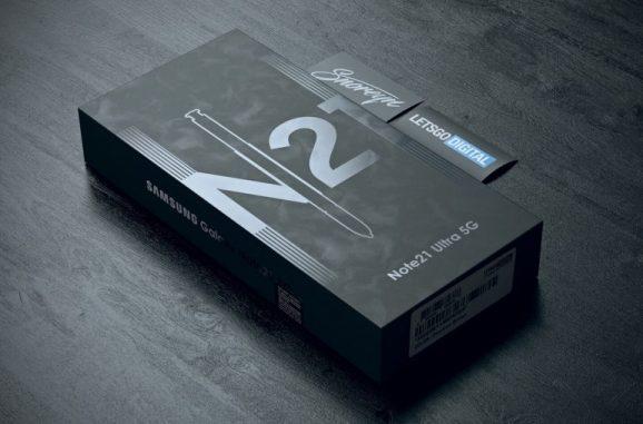 Samsung Galaxy Note 21 Ultra 5G 將於2021下半年推出