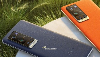 vivo X60 Pro+採用高通S888 素皮機身搭配雙主鏡頭