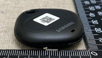 三星智慧配件新品Galaxy SmartTag通過NCC 外觀全曝光