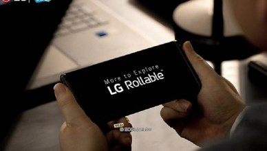LG Rollable可捲動螢幕手機今年將推出 CES 2021公開亮相