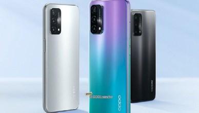 OPPO A93 5G發表 90Hz螢幕搭配高通S480處理器