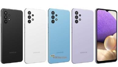 價格萬元有找的5G手機 SAMSUNG A32 5G豆豆機2月上市
