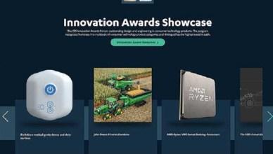 CES搶先看2/工研院與台廠PC奪多項創新大獎揚名國際