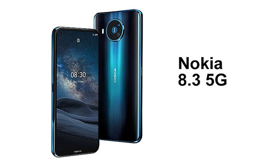 Nokia 8.3 5G版
