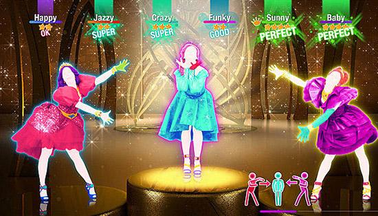 任天堂Switch Just Dance 舞力全開 2021 (中/英文版)