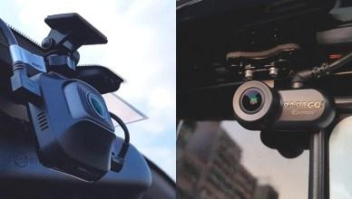 夜視雙錄畫質超清晰,GoSafe S780 雙鏡頭行車記錄器開箱實測