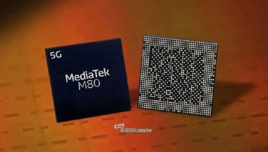 聯發科發表5G數據晶片M80 支援毫米波與Sub-6頻段