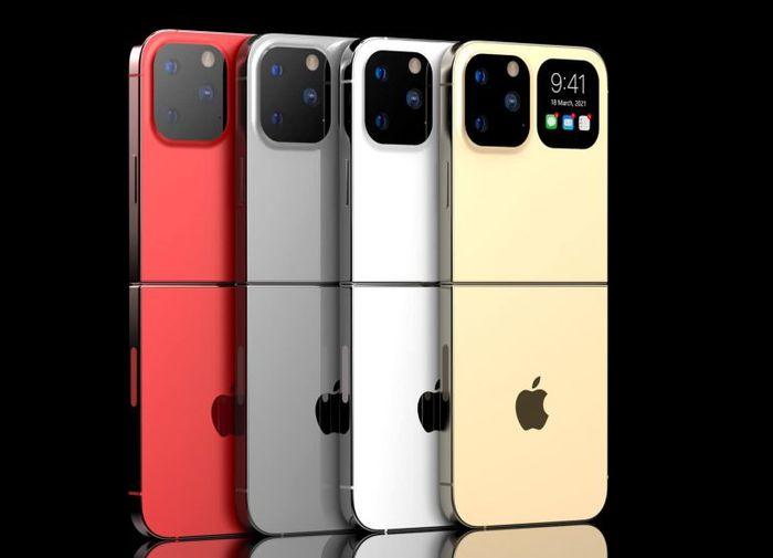 什麼時候可以使用 iPhone 折疊手機?