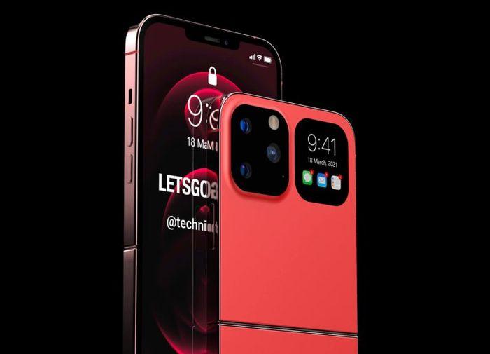可折疊iPhone將以各種鮮豔的顏色發布