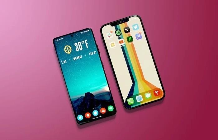 2022年 iPhone 將會把螢幕「瀏海」改為「打孔」設計
