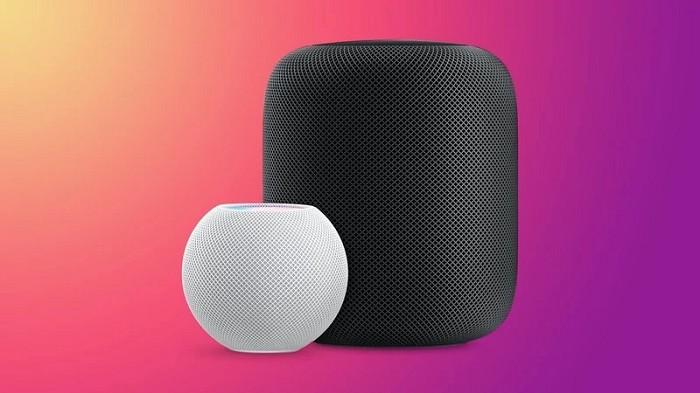 Apple停止開發第一代HomePod,將專注於二代HomePod mini