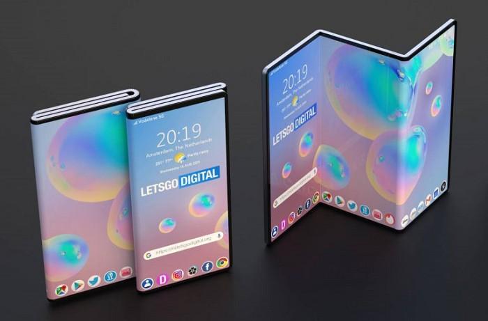 三星有望在2021年底推出雙折疊手機