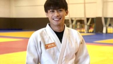 台灣大贊助柔道一哥楊勇緯 目標奧運奪牌 展現能所不能