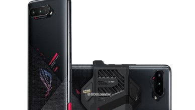 ROG Phone 5全新風扇設計曝光!頂配RAM有18GB
