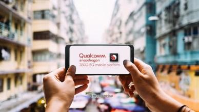 高通Snapdragon 780G高階5G平台發表 Q2手機上市