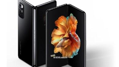 小米發表折疊螢幕手機MIX FOLD 加入液態鏡頭與澎湃C1自研晶片