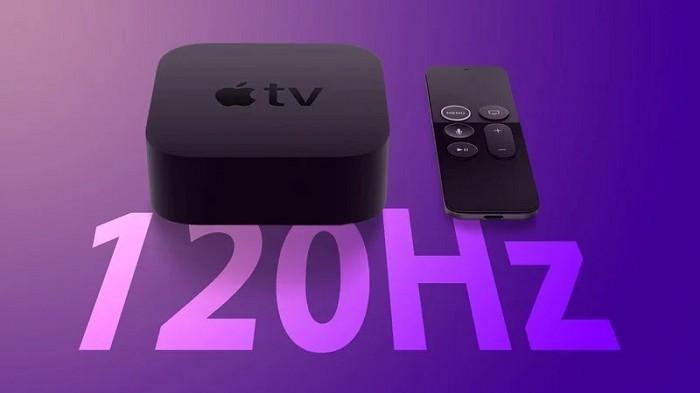 即將問世的Apple TV可以支援120Hz螢幕更新率