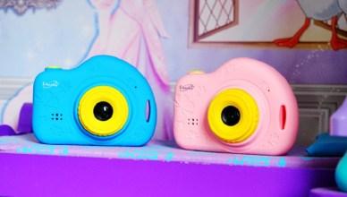 適合孩童的相機開箱 E-books P1 兒童數位相機,培養孩子的觀察力、啟發豐富創造力