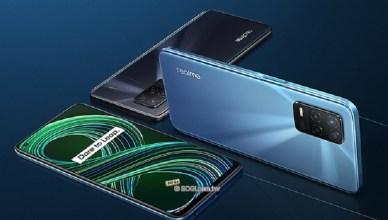 加入90Hz螢幕 5G版realme 8泰國發表