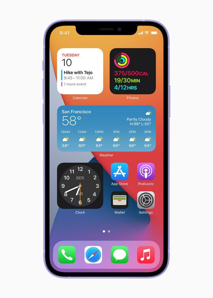 iOS 14.5 功能與特色