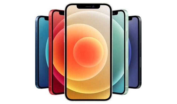 iPhone 12是旗艦手機系列中最受歡迎的型號