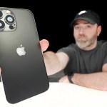 iPhone 13 Pro Max 模型機曝光!螢幕頂端瀏海變窄