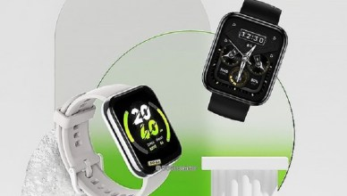 realme推出Watch 2 Pro防水智慧手錶 5月底發表全新智慧家電品牌