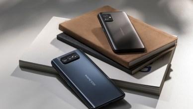 開箱 ASUS Zenfone 8小尺寸效能大升級,Zenfone 8 Flip延續翻轉鏡頭滿足拍攝需求