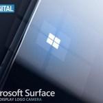 Microsoft Surface將有4個隱藏在螢幕LOGO下的相機鏡頭