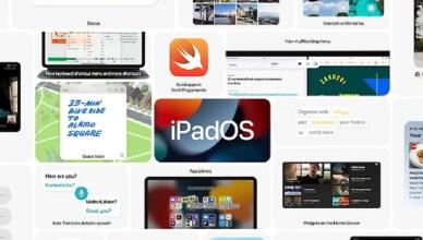 蘋果發表iPadOS 15 正式版本秋季上線