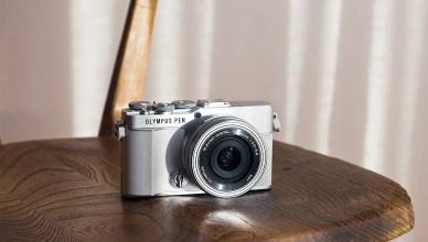 全新OLYMPUS PEN E-P7日系復古微型單眼相機,貫徹PEN系列簡約及精緻設計