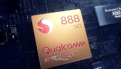 高通S888+跑分效能疑現Geekbench 擁有3GHz大核