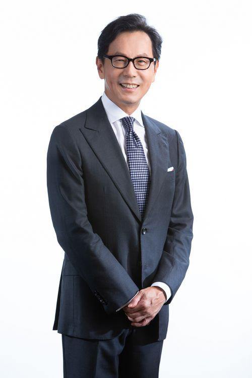 台灣大哥大董事長蔡明忠