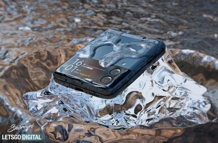 三星 Z Flip 3 防水可折疊手機