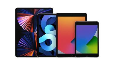Apple iPad大比拚 iPad Pro 5、iPad Air 4、iPad 8要怎麼選?