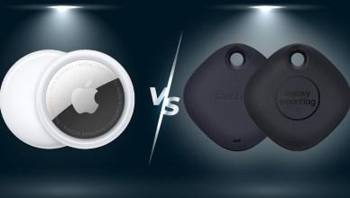 智慧藍牙追蹤器Samsung Galaxy SmartTag功能介紹,與Apple AirTag大比拚!