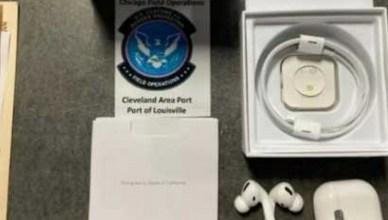 AirPods帶動無線耳機仿冒潮 美國近9個月查緝近總價值約18億元偽品