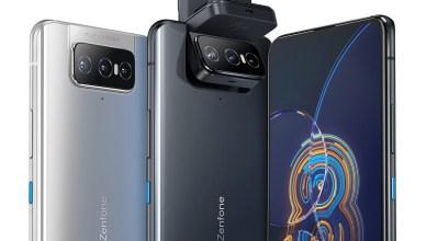 華碩翻轉3鏡頭5G旗艦機Zenfone 8 Flip 台灣大正式開賣