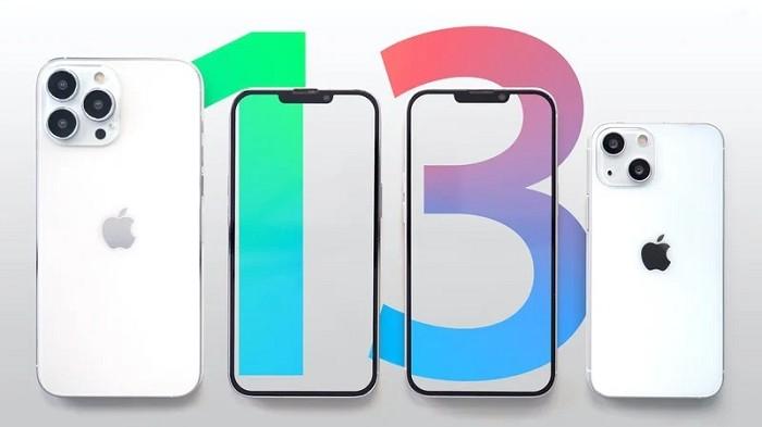 iPhone 13大升級:相機加入ProRes、ProMotion螢幕顯示、人像錄影模式、以及縮小的瀏海