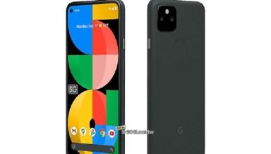 電池容量變更大 Google Pixel 5a目前僅在美日開賣