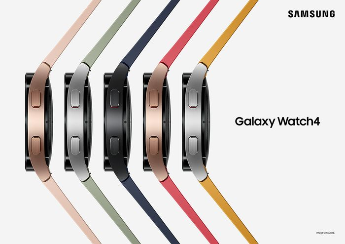 Samsung Galaxy Watch 4 上市資訊