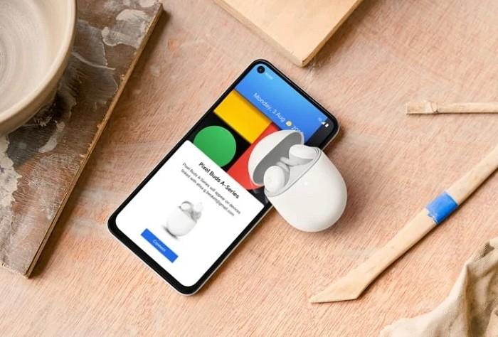 電信業獨家 台灣大明開放預訂Google Pixel Buds A-Series 耳機
