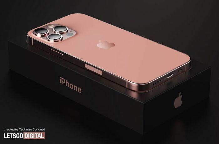 瀏海較小的 iPhone