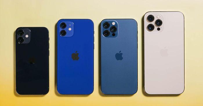 iPhone 13仍維持和iPhone 12相同4個型號