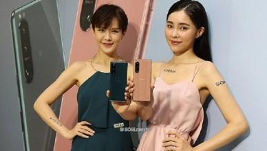 旗艦規格、合手機身 Sony Xperia 5 III台灣9/10開放預購