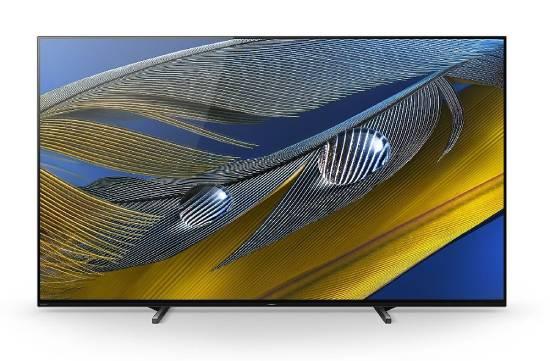 SONY索尼65吋OLED 4K電視XRM-65A80J(