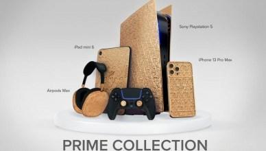 要價一間房子的18K黃金SONY PS5 Prime限量版!