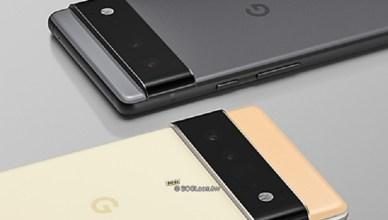 Google Pixel 6與6 Pro手機將於10/20凌晨發表