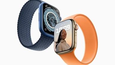 全新Apple Watch Series 7來了!將於10/8開放預訂,10/15開賣