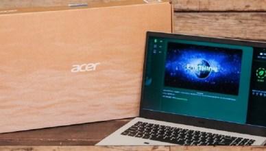 宏碁5款新機上市!首款環保筆電、全球第一裸視3D筆電吸睛